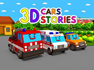 3D Cars Stories