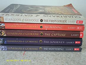 Guardians of Ga'hoole #1,2,5,6,9. The Capture. The Journey. The Shattering. The Burning. The First Collier