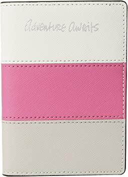 Rebecca Minkoff - Passport Case - Adventure Awaits