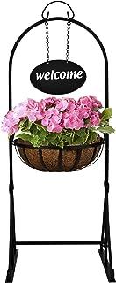 CobraCo Welcome Garden Hanging-Basket Planter WGPFW