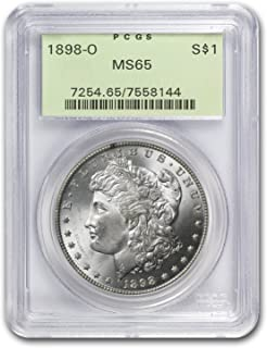 ms65 morgan dollar