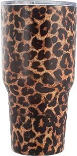 BonBon 30oz Travel Mug Vacuum Insulated Cup (Cheetah Print)