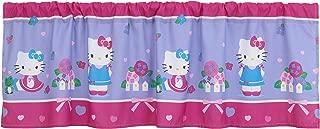 Sanrio Hello Kitty Springtime Friends Window Valance, Pink