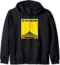 Ku Kiai Mauna Protect Defend Kanaka Maoli Kea Gift Zip Hoodie