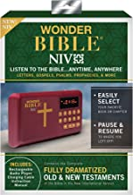 $30 » Wonder Bible NIV- The Talking Audio Bible Player (New International Version), As Seen on TV