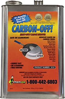 Carbon Off Liquid Degreaser, 1-Gallon Bottle