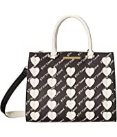Betsey Johnson - Bag In Bag Satchel