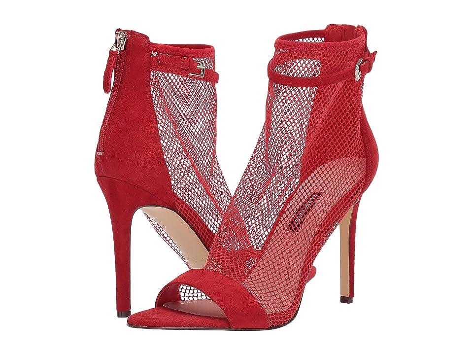 Nine West Gotbank 2 Dress Heel (Fiery Red/Fiery Red) Women