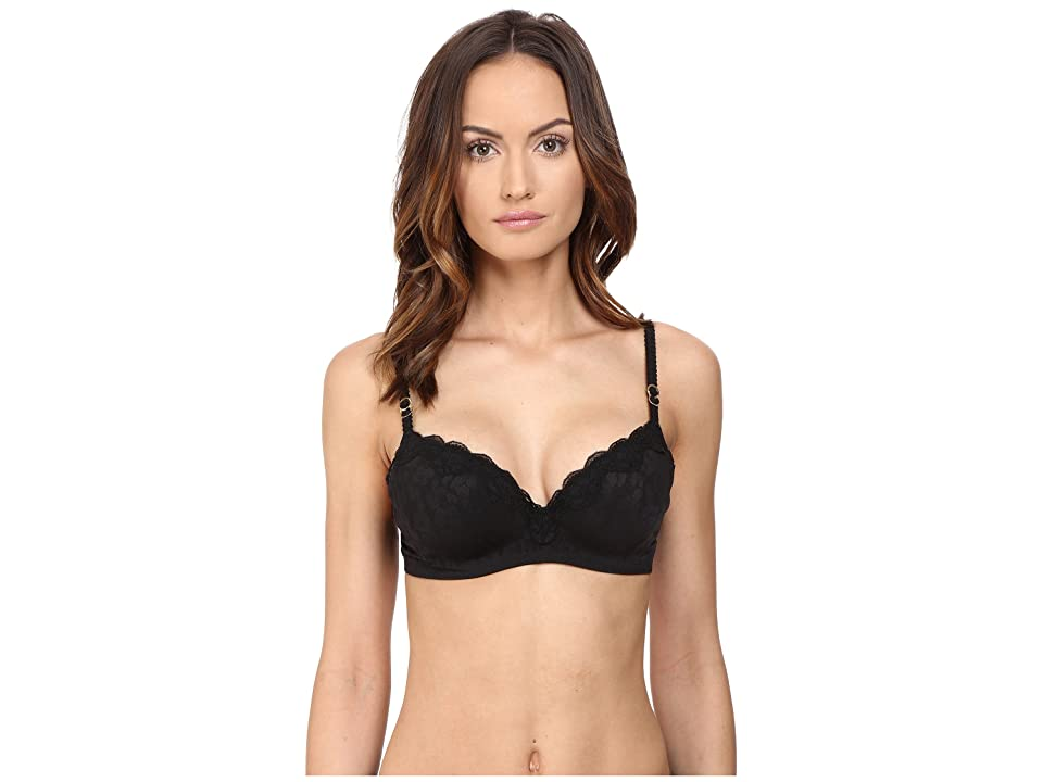 Stella McCartney Stella Seamless Contour Plunge S80-293 (Black) Women