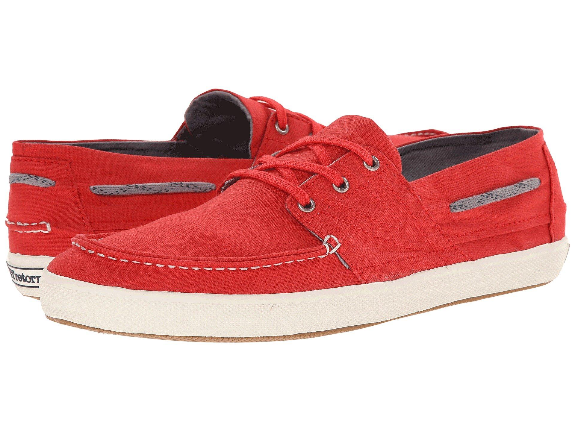Calzado Tipo Boat Shoe para Hombre Tretorn Otto Canvas  + Tretorn en VeoyCompro.net