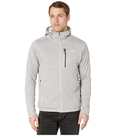 The North Face Canyonlands Hoodie (TNF Light Grey Heather) Men