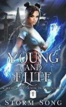 Young and Elite: A Reverse Harem Paranormal Romance (The Academy for Elemental Delinquents Book 1)