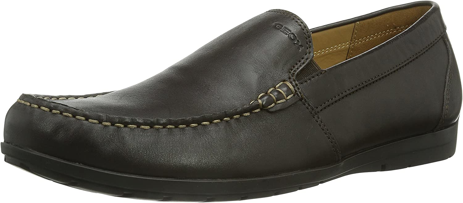 Geox Mens Siron 2 Slip on Loafer Loafer