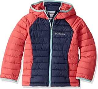 Columbia Powder Lite™ Girls Hooded Jacket