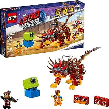 The LEGO Movie 2 Ultrakatty & Warrior Lucy Action Creative Building Kit
