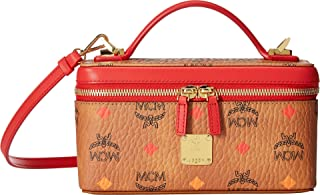 MCM Womens Spektrum Visetos Small Leather Goods Others Mini