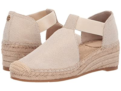 Tory Burch Catalina 3 50mm Espadrille (Natural/Natural) Women