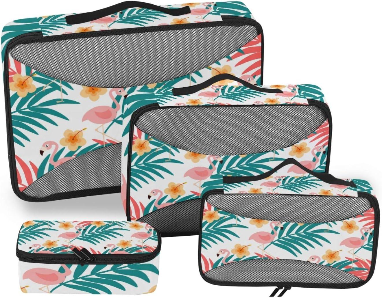 Flamingo Packing Storage Bag Accessories 4-Pcs Organizer Ranking TOP7 Soldering Travel
