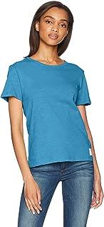 azure blue shirt