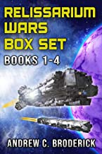 The Relissarium Wars Box Set: Books 1-4