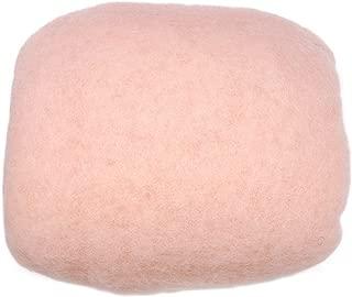 ハマナカ リアル羊毛フェルト ニードルわたわた ピンク H440-003-316