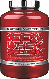 scitec professional whey protein