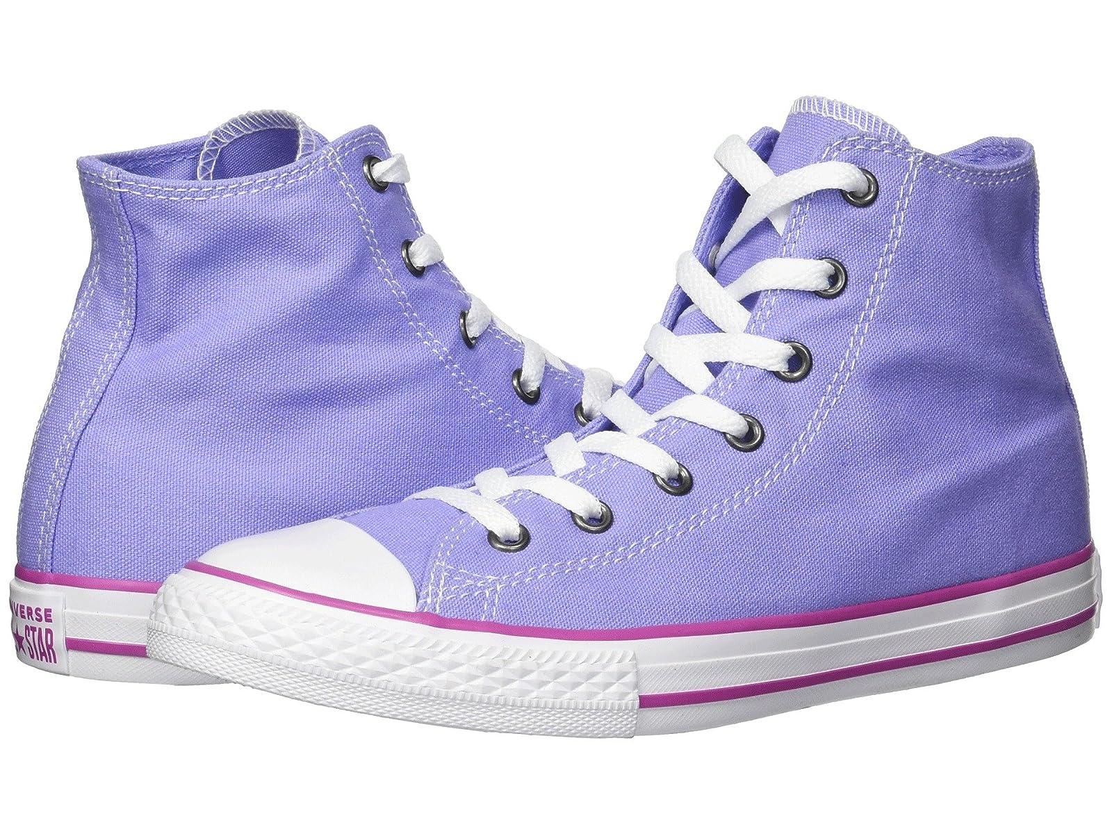 Converse Kids Chuck Taylor® All Star® Seasonal Hi (Little Kid/Big Kid)Atmospheric grades have affordable shoes