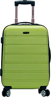 personalized rolling carry on luggage