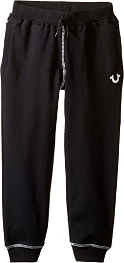 True Religion Kids - French Terry Sweatpants (Toddler/Little Kids)