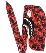 Designer Durag Silky Premium Satin Lv Supreme Wave Cap