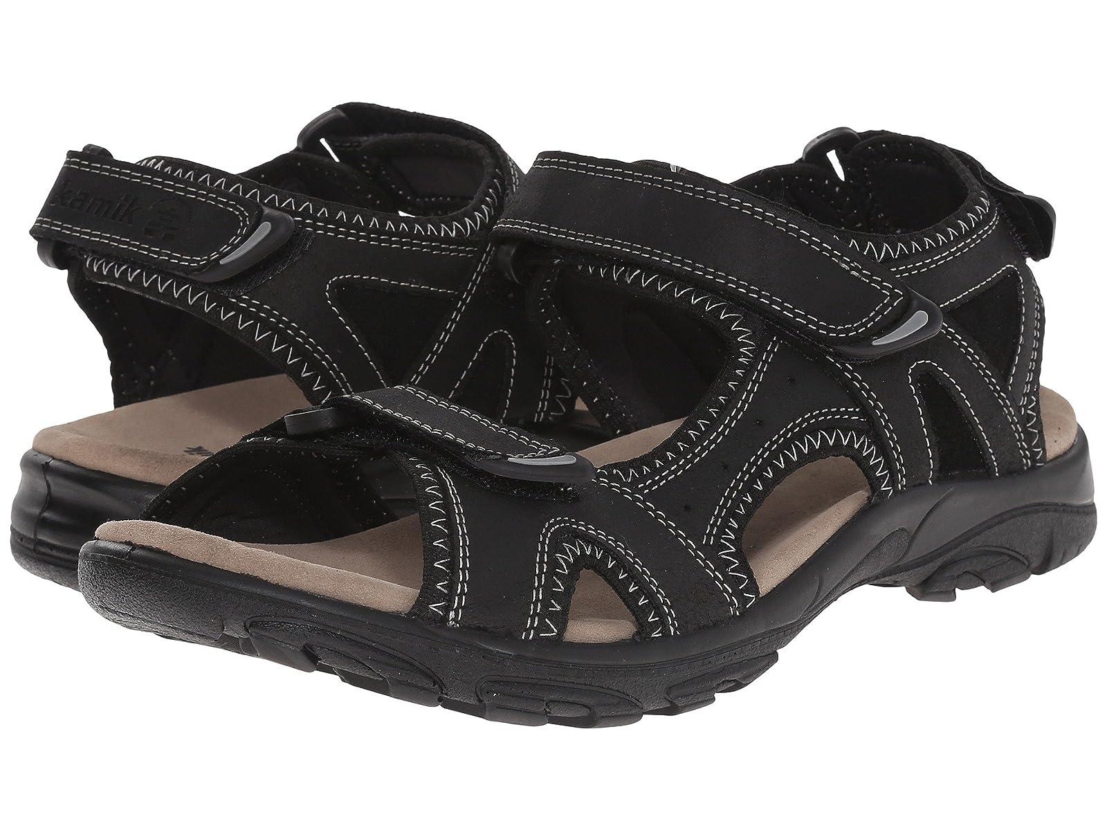 Kamik PierAtmospheric grades have affordable shoes