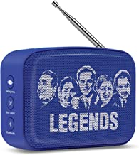 Saregama Carvaan Mini 2.0- Music Player with Bluetooth/FM/AM/AUX (Regal Blue)