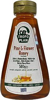 TrofoPlan Miel Griega de Pino y Flores de Rhodes 500 g