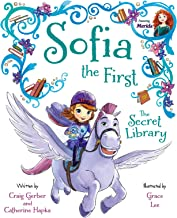 Sofia the First: The Secret Library: Purchase Includes Disney eBook! (Disney Storybook (eBook))