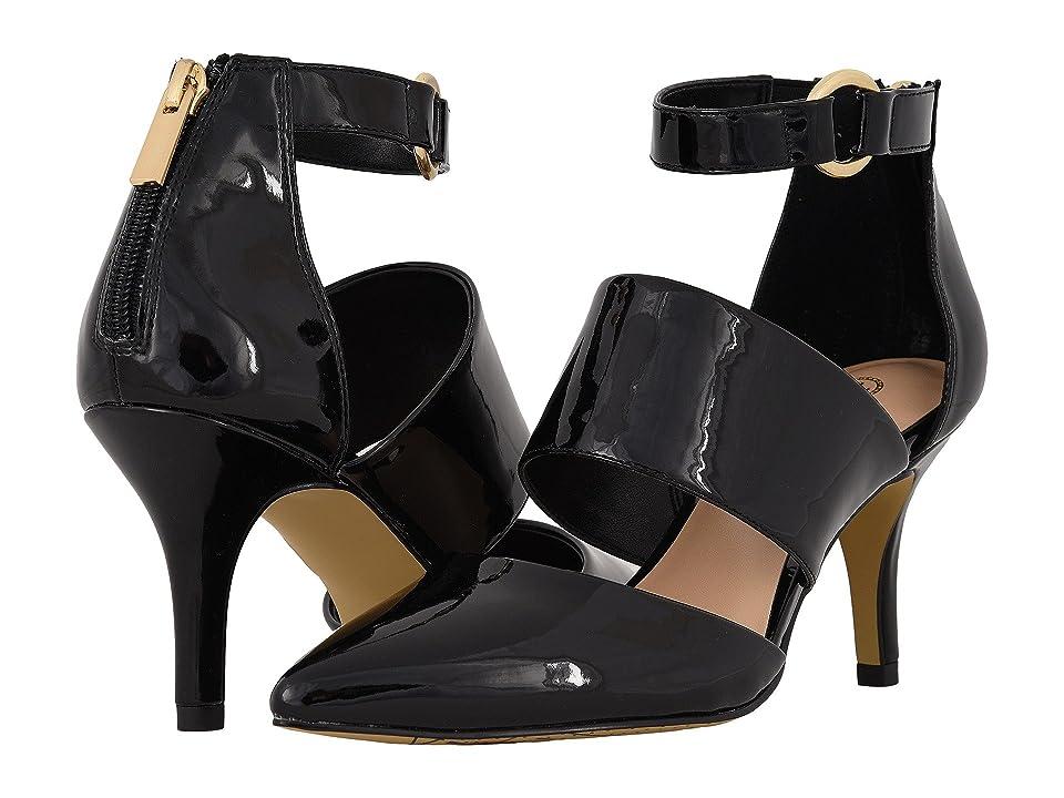 Bella-Vita Diana II (Black Patent) High Heels