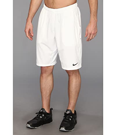 Nike N.E.T. 11 Woven Short (White/Black) Men
