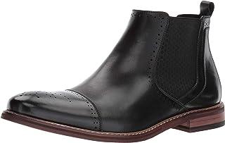 STACY ADAMS Men's Alomar Cap Toe Chelsea Boot
