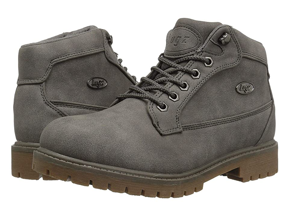 Lugz Mantle Mid (Charcoal/Gum) Women