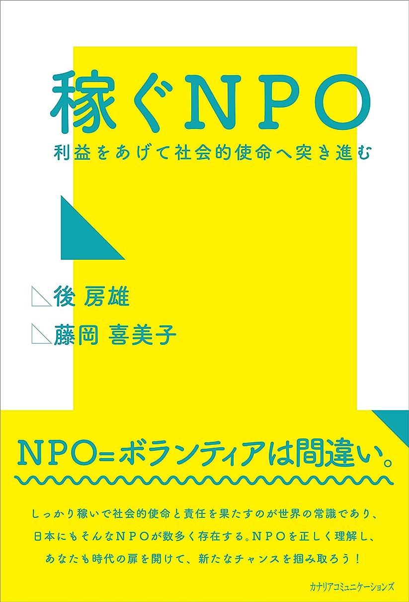 品種文言発生稼ぐNPO 利益をあげて社会的使命へ突き進む