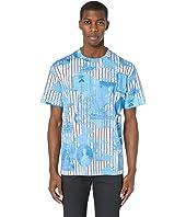 MARNI - Portrait Print Jersey T-Shirt