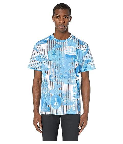 MARNI Portrait Print Jersey T-Shirt