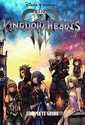 Kingdom Hearts 3 - Official Final Complete Guide (English Edition)