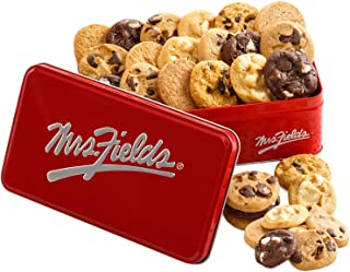 Mrs. Fields Cookies Signature Nibbler-Bite Size Includes 5 Different Flavors, 30 Count