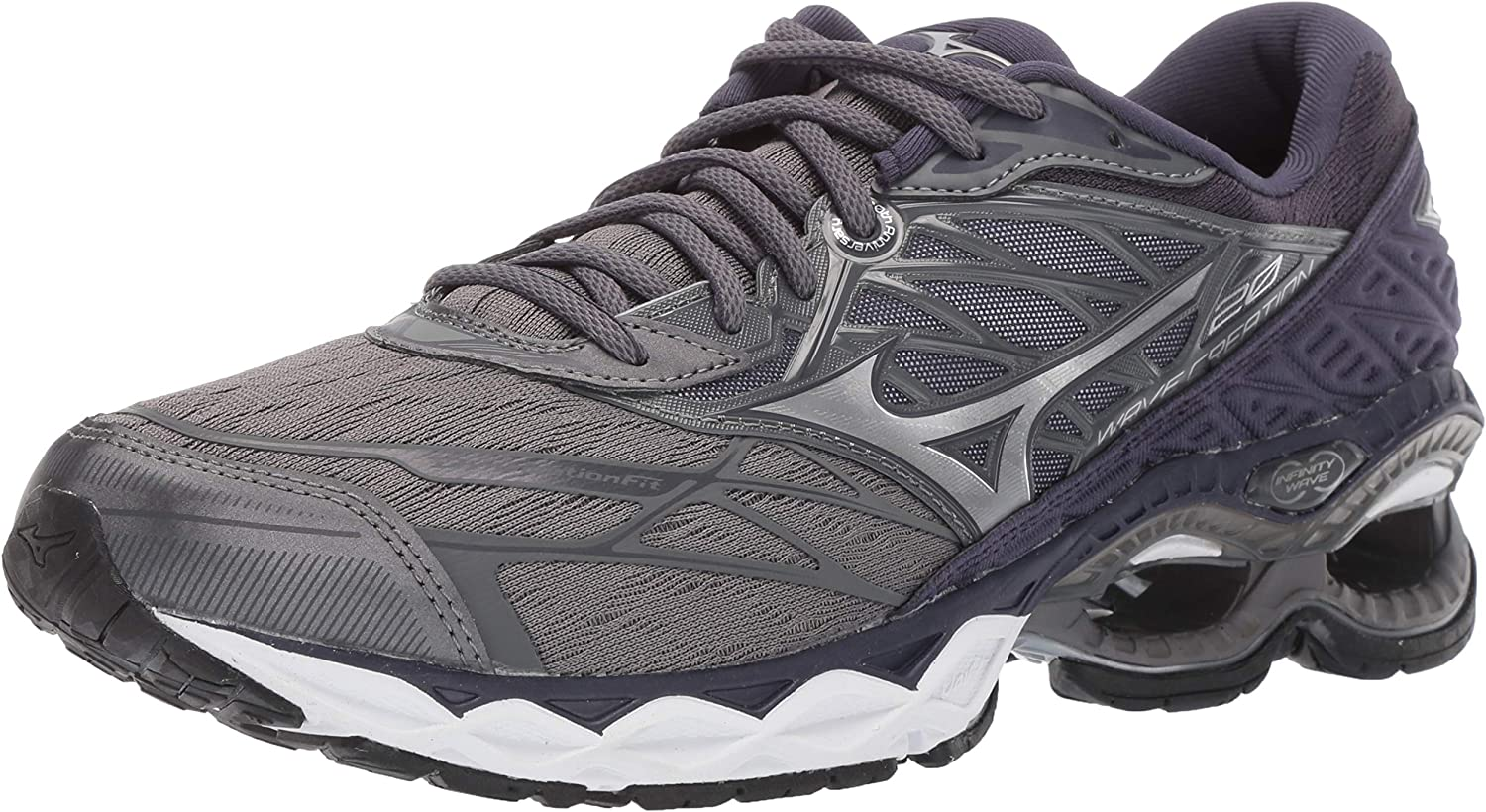Mizuno Mens Wave Creation 20 Running shoes Running shoes
