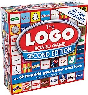 Drumond Park T73162 Logo Board Game – 2nd Edition