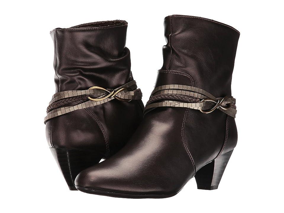Soft Style Gayla (Gunmetal Vitello) Women