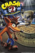 Trends International Crash Bandicoot 2 - Key Art Wall Poster, 22.375
