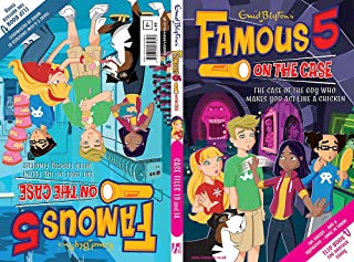 Famous 5 on the Case: Case Files 13 & 14: The Case of the Guy Who Makes You Act Like a Chicken & The Case of the Felon Wit...