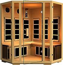 JNH Lifestyles MG401CHCB Joyous Infrared Sauna