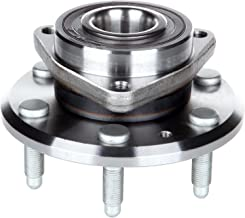 OCPTY Wheel Hub Bearings Front Rear 6 Lugs w/ABS Compatible for Buick Saturn GMC Acadia Denali Chevrolet 2007-2012 with OE 513277 (Pack of 1)